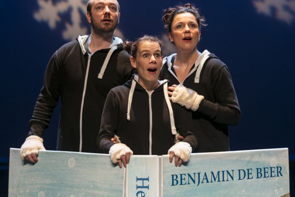Benjamin de Beer – Kristal Theater