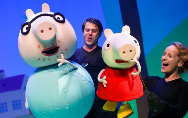 Peppa Pig - Verrassingsfeest (2+)